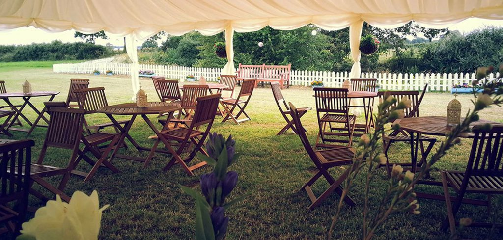 Furniture Hire Shropshire - Event Hire Company